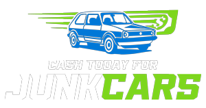 Cash Today for Junk Cars Footer Logo